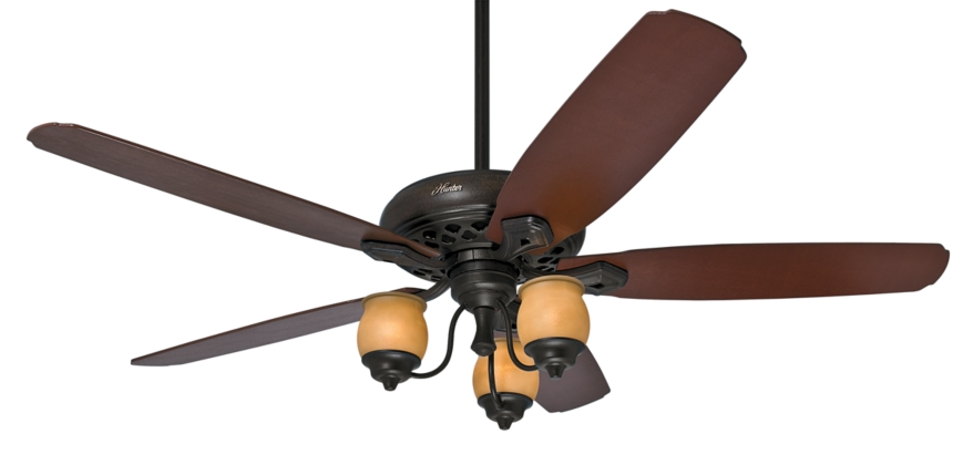 64 Bronze Brown Ceiling Fan