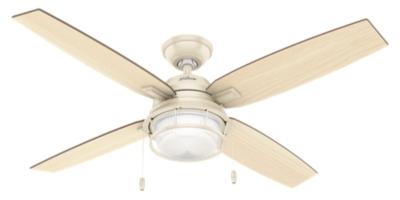 52 Quot White Ceiling Fan Ocala 59213 Hunter Fan