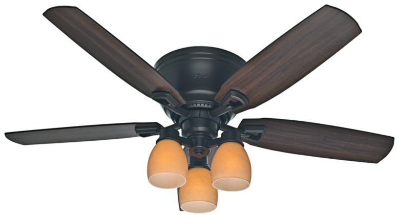 52 Quot Bronze Brown Ceiling Fan Macallan 59543 Hunter Fan