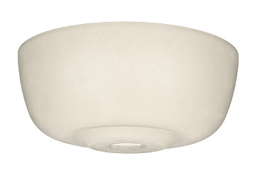 Cased White Glass Bowl - 99059