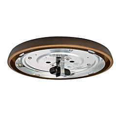 Incandescent Low Profile Fitter, Maiden Bronze-99077