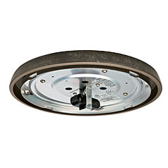 Incandescent Low Profile Fitter, Aged Bronze-99079