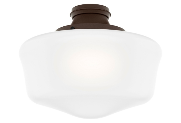 ceiling fan accessories complete lighting fixtures hunter fan damp rated traditional globe light kit chestnut brown