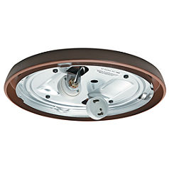 CFL Low Profile Fitter, Maiden Bronze-99256