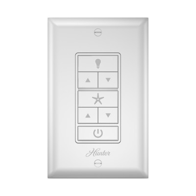 Universal Fan/Light Wall Control - 99373