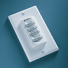 Inteli•Touch3® Single Light Wall Control-W-85
