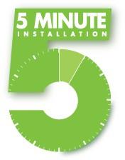 5 Min Install Logo