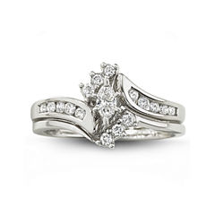 tw diamond bridal set - Jcpenney Jewelry Wedding Rings