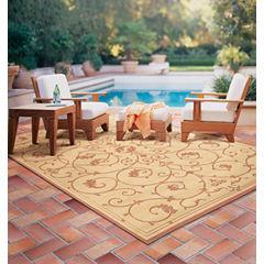 Couristan® Veranda Indoor/Outdoor Rectangular Rug