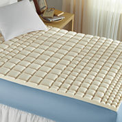 Isotonic® Structure Memory Foam Mattress Topper