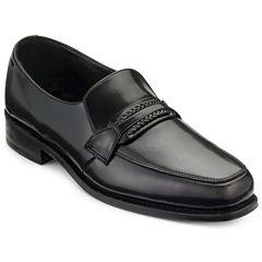 Florsheim® Richfield Moc-Toe Slip-On Dress Shoes