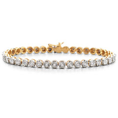 1/2 CT. T.W. Diamond Bracelet