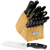 Chicago Cutlery® Metropolitan 15-pc. Knife Set