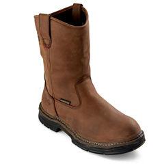 Wolverine® Mens Waterproof Steel-Toe Boots