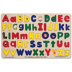 Melissa & Doug® Upper & Lowercase Alphabet
