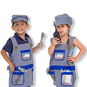 Melissa & Doug® Train Engineer Costume Set