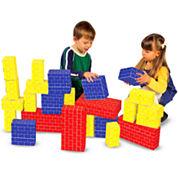 Melissa & Doug® 24-pc. Jumbo Cardboard Blocks