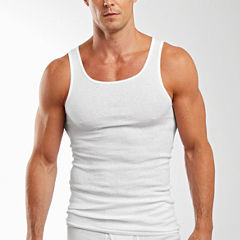 Hanes® 3-pk. Ultimate X-Temp™ A-Shirts - Big & Tall