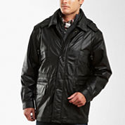 Excelled® Leather Parka