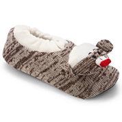 MUK LUKS® Sock Monkey Slippers