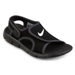 Nike® Sunray Adjustable Boys Sandals - Little Kids