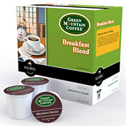 K-Cup® 108-ct. Breakfast Blend Coffee by Green Mountain Pack