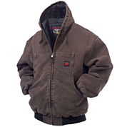 Tough Duck™ Canvas Bomber Jacket–Big & Tall