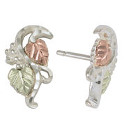 Black Hills Gold Jewelry by Coleman® Leaf Earrings