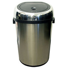 iTouchless® 23-Gal. Hands-Free Trash Can