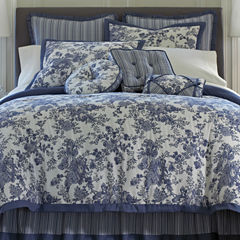 Toile Garden Comforter Set & Accessories