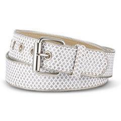 Relic® Glitter Zipper-Edge Belt
