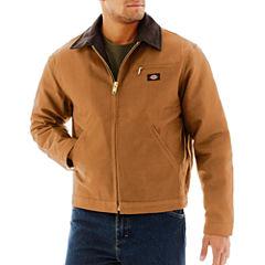 Dickies® Mid-Weight Blanket-Lined Duck Jacket