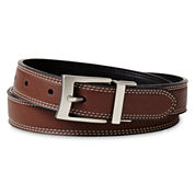 IZOD® Contrast Stitch Reversible Belt - Boys