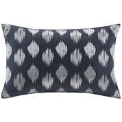 INK+IVY Nadia Oblong Decorative Pillow