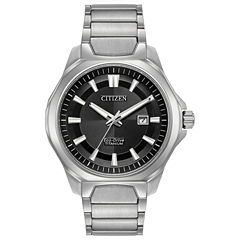 Citizen Mens Silver Tone Bracelet Watch-Aw1540-88e