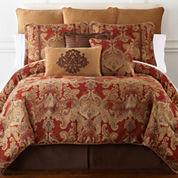 Royal Velvet® Del Rey 4-pc. Comforter Set