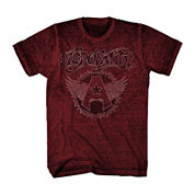 Aerosmith Tonal Focus Short-Sleeve T-Shirt