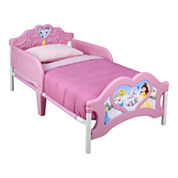 Delta Children's Products™ Disney Princess 3D Toddler Bed