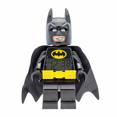 Lego Black Alarm Clock-9009327