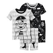 Carter's Boys Pajama Shorts-Baby