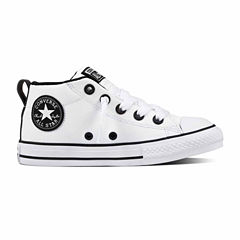 Converse Chuck Taylor All Star Street Mid Boys Sneakers - Little Kids/Big Kids