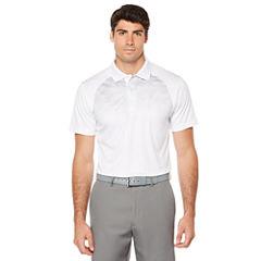 PGA Tour Short Sleeve Camouflage Polo Shirt