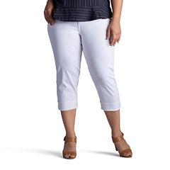 Lee Cropped Pants-Plus