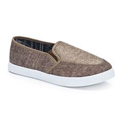 Muk Luks Maddie Womens Slip-On Shoes