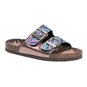 Muk Luks Marla Womens Flat Sandals