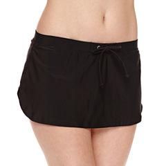 Splashletics Solid Swim Skirt