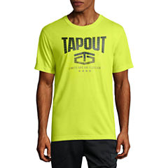 Tapout Short Sleeve Crew Neck T-Shirt