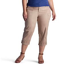 Lee Plus Size Capris & Crops for Women - JCPenney