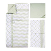 Trend Lab® Sea Foam 3-pc. Crib Bedding Set