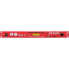 Galaxy Audio Rack-Mount Tuner/CD and MP3 Player